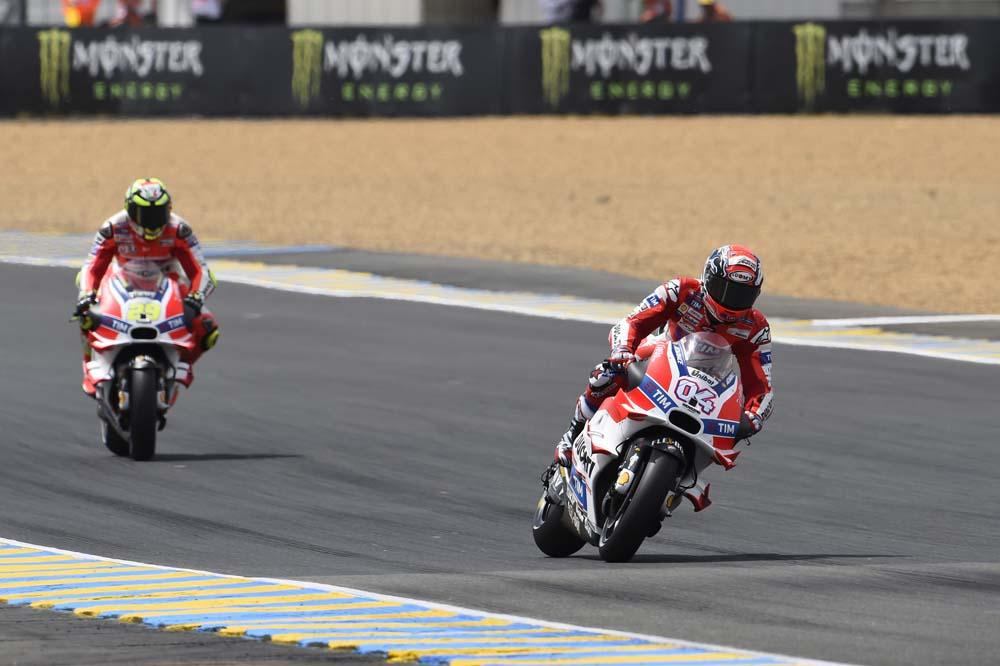 ¿Qué piloto prefieres en Ducati?
