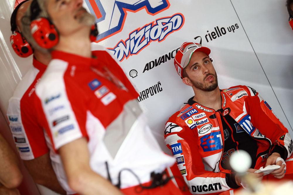 Dovizioso en Ducati y Iannone a Suzuki