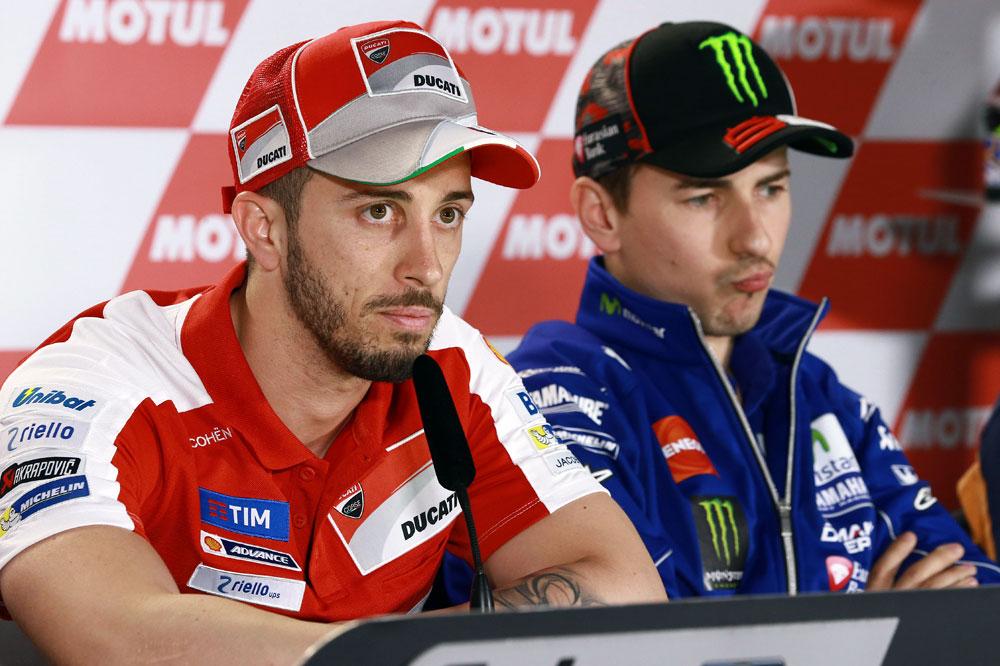 Ducati anuncia la renovación de Andrea Dovizioso hasta 2018