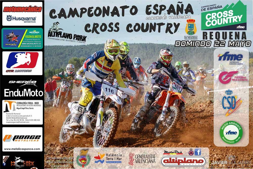 El Nacional de Cross Country llega a Valencia
