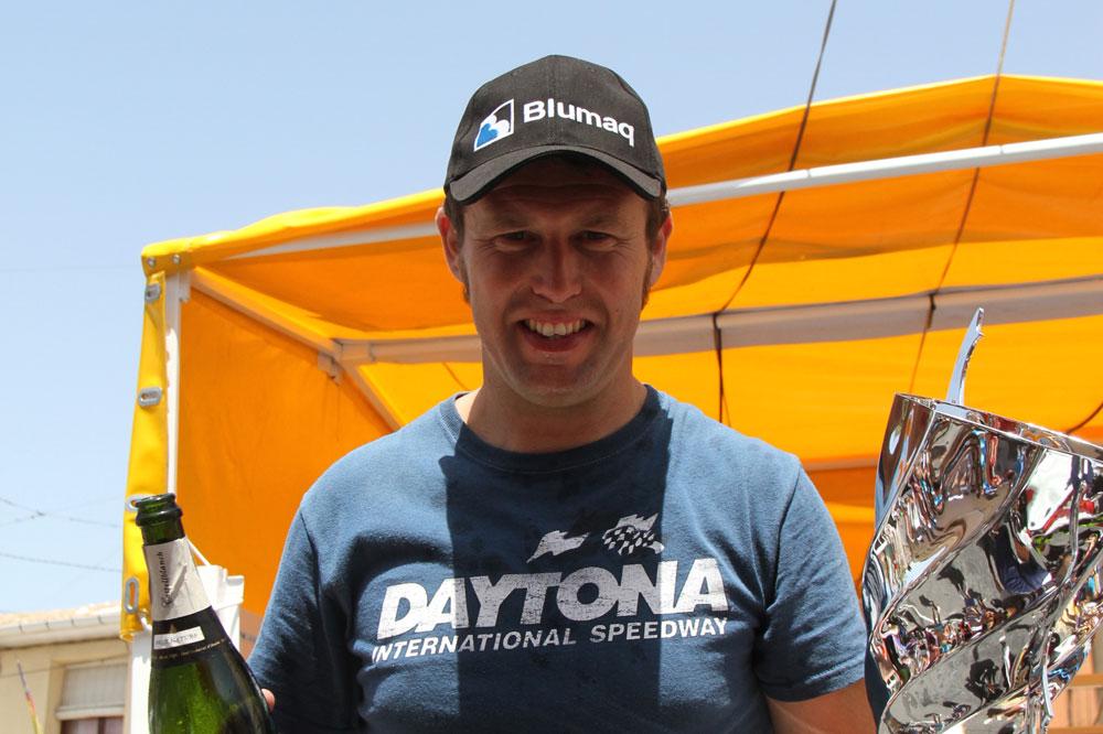 Bernat Martínez tendrá una curva en el Circuito de Valencia