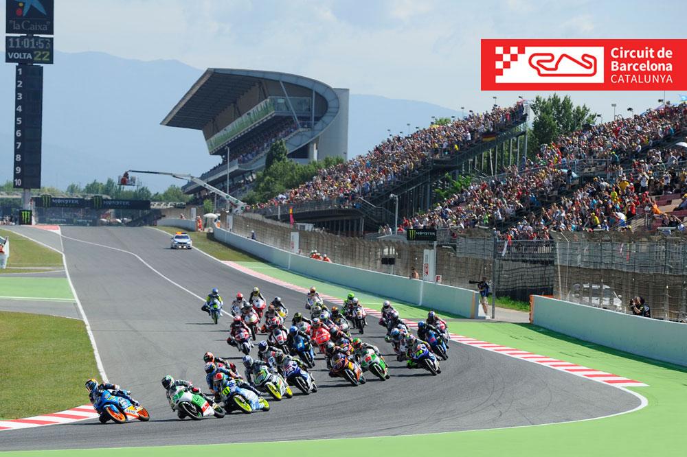 Entradas para el GP de Cataluña 2016 con MOTOCICLISMO