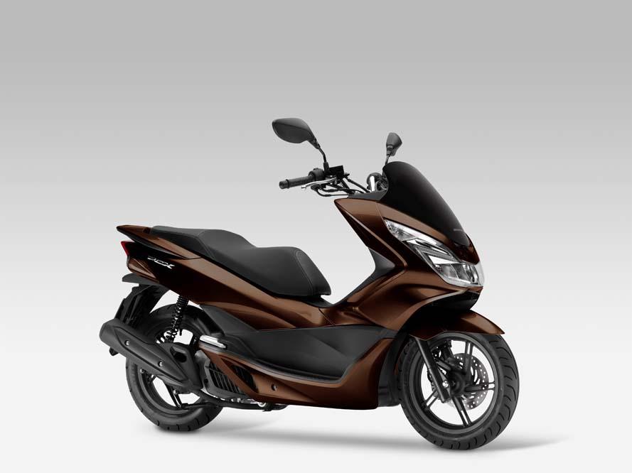 Honda PCX 125, nueva versión 2017