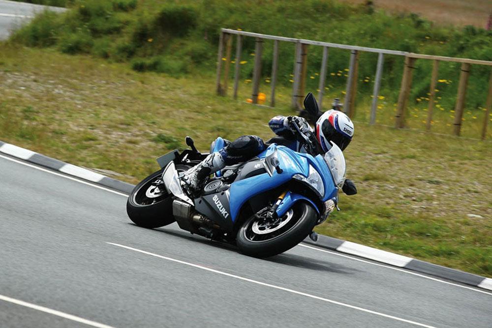 Suzuki Test Day: pilota una Suzuki