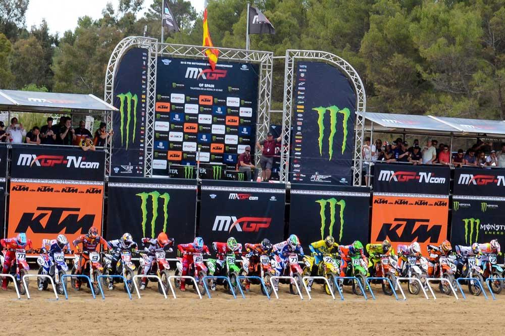 35 pilotos españoles en el GP de España de Motocross