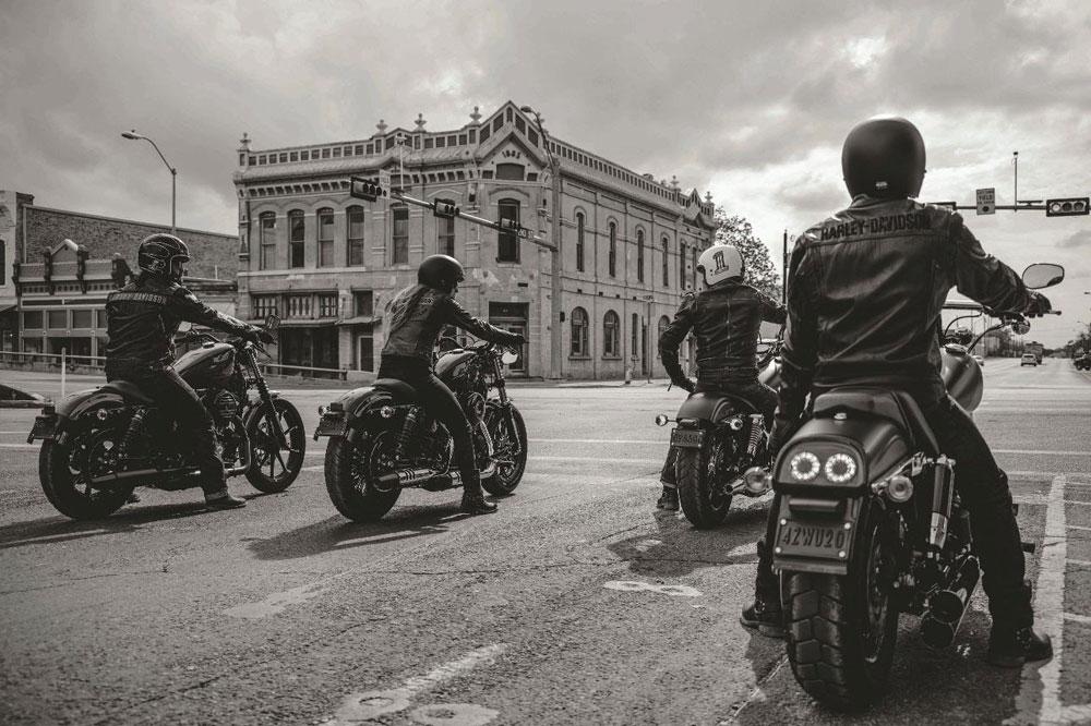 Harley-Davidson presenta su nuevo programa de financiación