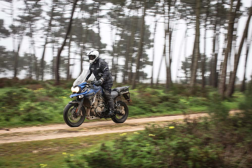 Llega la Tiger Adventure Week de Triumph