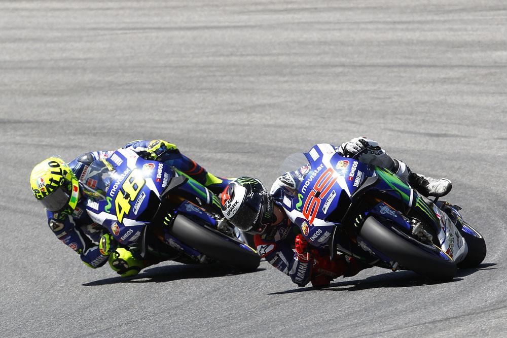 """Valentino Rossi: """"Este cero pesa mucho, podría haber luchado por la victoria"""""""