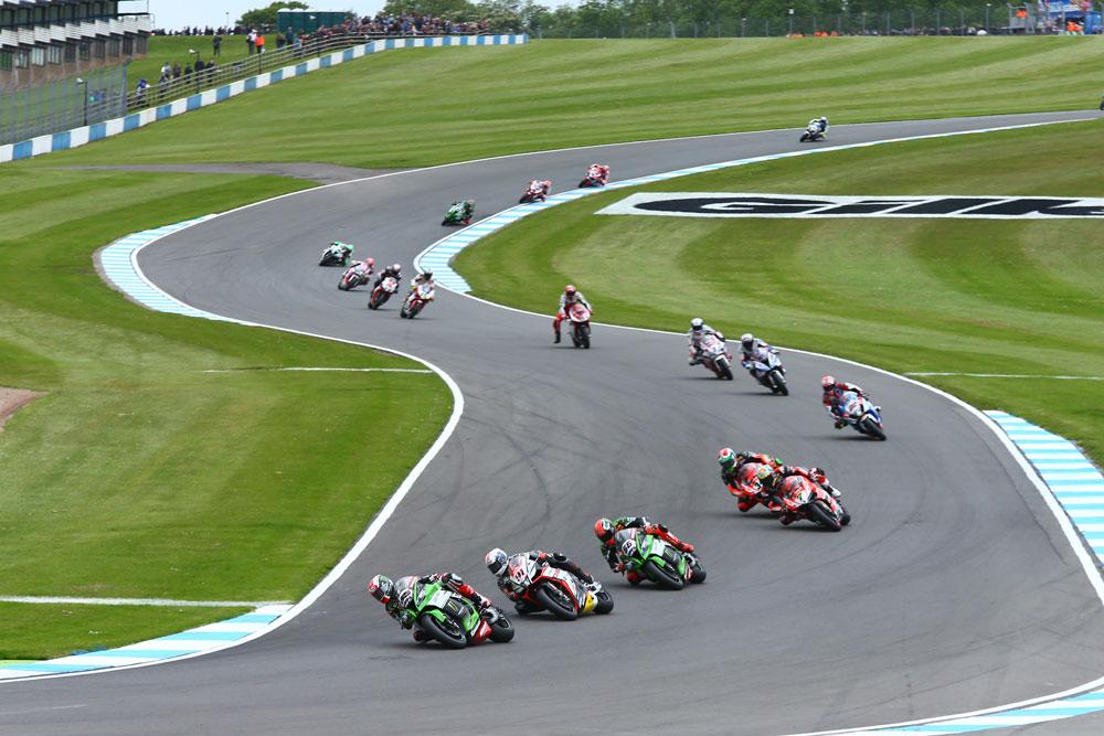 Horarios del Mundial de Superbike en Donington Park