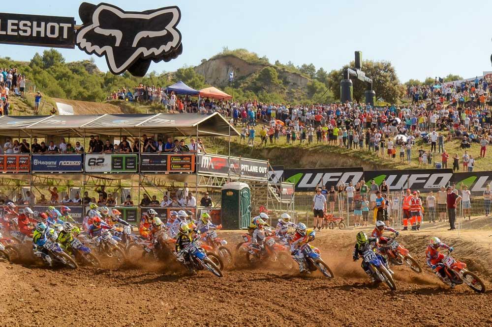 Todo listo para Mundial de Motocross en Talavera