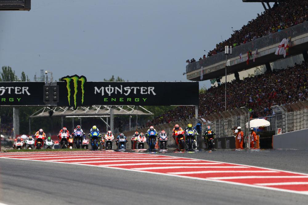 Horarios del GP de Cataluña de MotoGP 2016