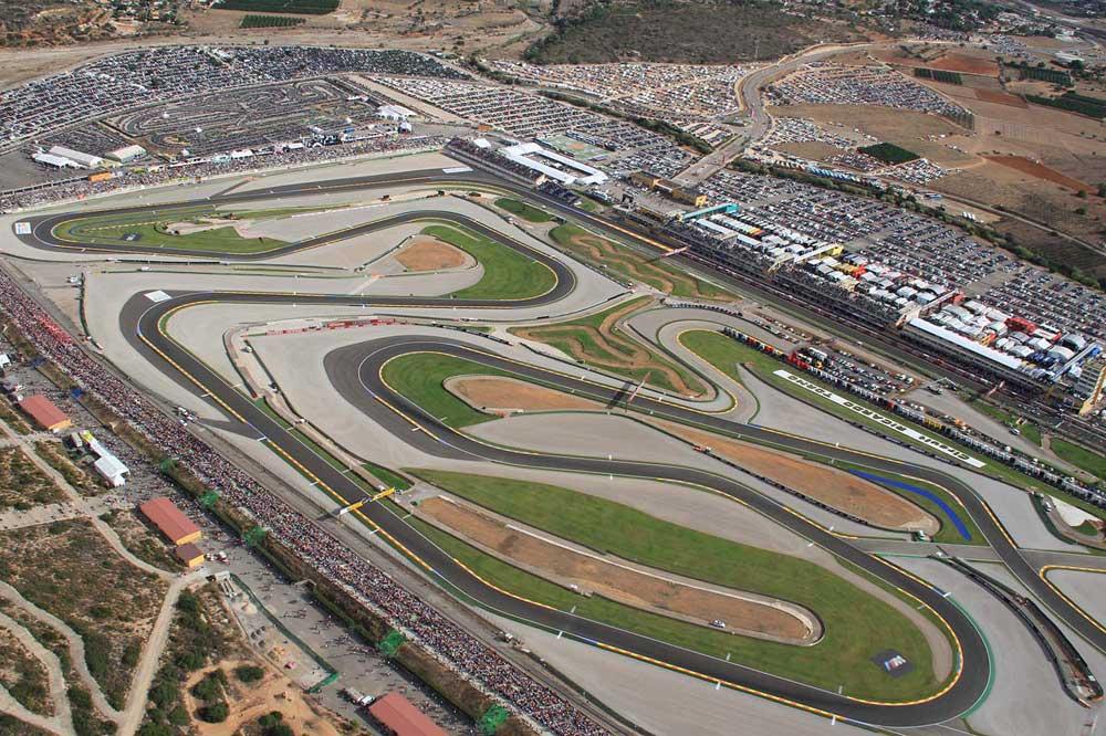 La curva Bernat Martínez será la octava del Circuito de Valencia