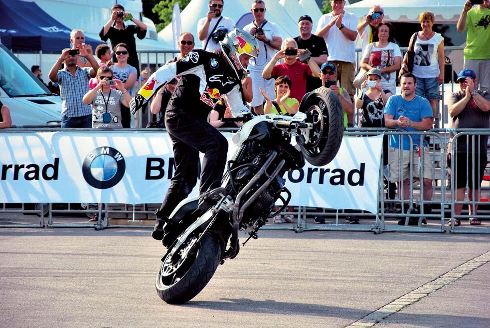 Llega la 14º edición de BMW Motorrad Days