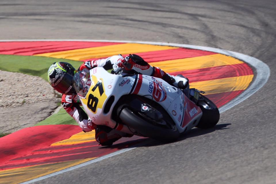 Remy Gardner debutará en Moto2 durante el Gran Premio de Cataluña