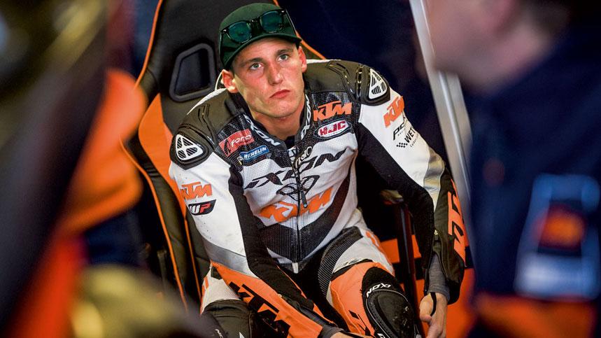 Pol Espargaró ficha con KTM