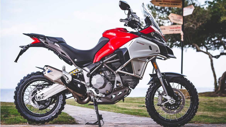 Oferta de lanzamiento de la nueva Ducati Multistrada 1200 Enduro