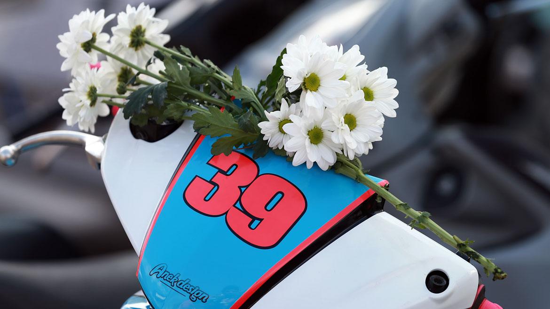 El SAG Team llora la pérdida de su piloto, Luis Salom