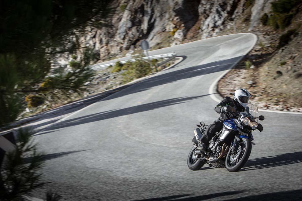 Estrena una Triumph Tiger y consigue 800€ más por tu moto
