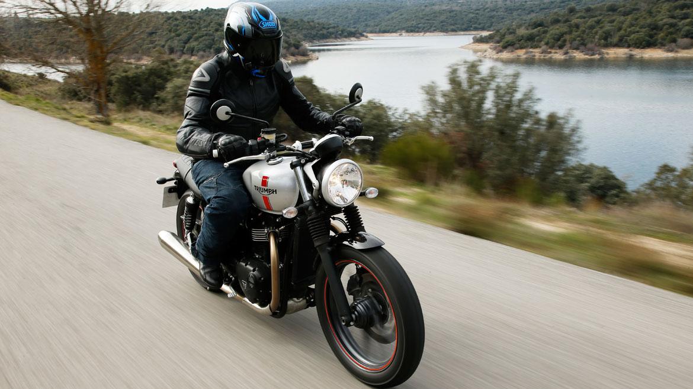 Triumph Street Twin, una moto de aspecto clásico para el uso diario