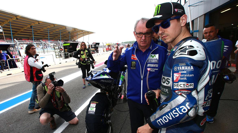 Ramón Forcada no acompañará a Jorge Lorenzo en Ducati