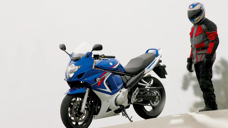Suzuki GSX650F / A, guía de compra
