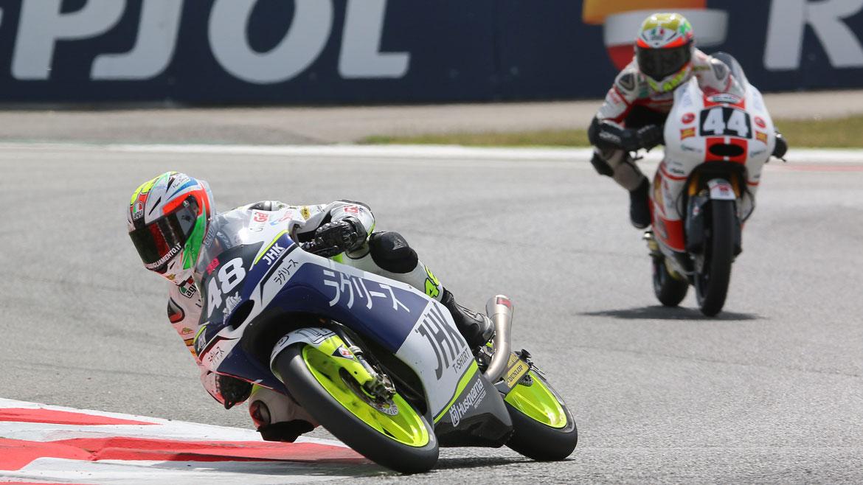 Lorenzo Dalla Porta, nuevo líder de Moto3 en el FIM CEV