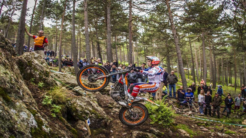 Toni Bou también gana en Andorra en el Mundial de Trial