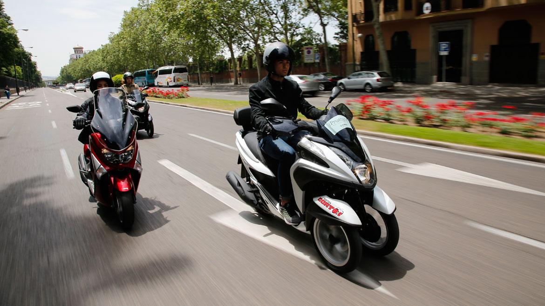 Las alternativas de Yamaha para combatir el tráfico