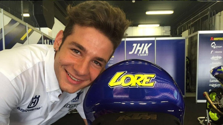 Lorenzo Dalla Porta será el sustituto de Jorge Navarro en Assen