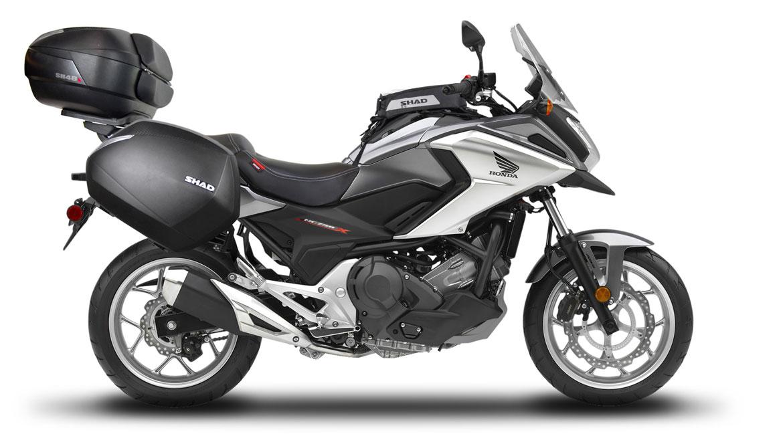 Accesorios Shad para la Honda NC750X