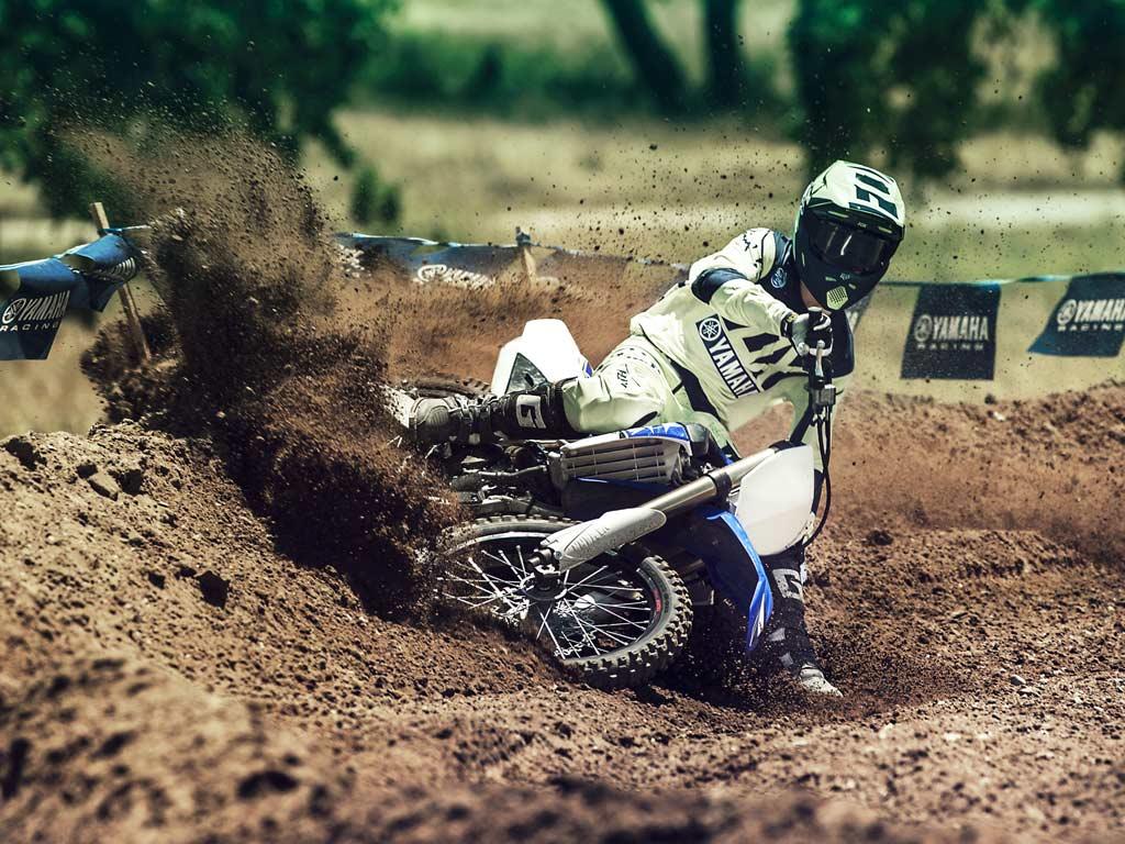 Nuevas Yamaha enduro y cross 2017