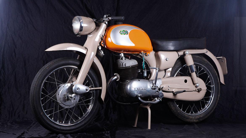 MYMSA X-13: la moto que nació de un sueño