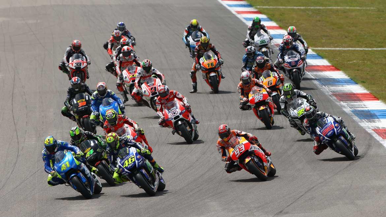 Horarios del GP de Holanda de MotoGP en Assen