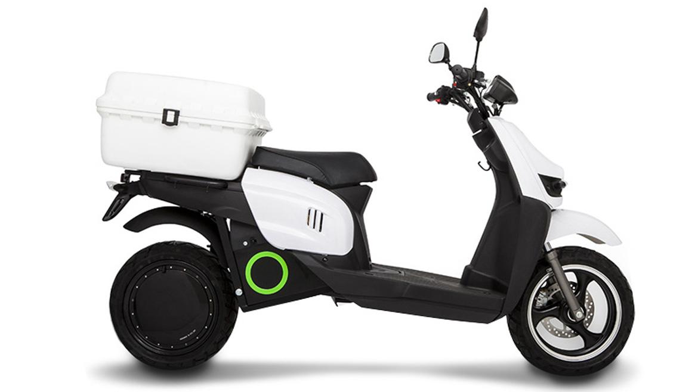 Alquiler de motos eléctricas con LeasePlan