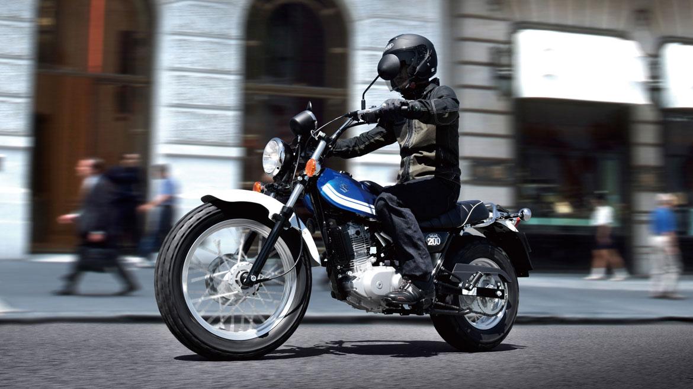 La Suzuki VanVan 200, ya a la venta en España