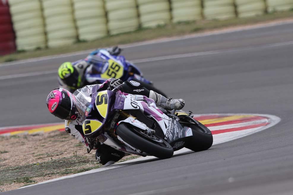 El nacional de Velocidad, por primera vez en el Circuit Barcelona Catalunya