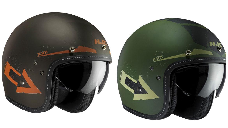 Casco HJC FG-70s: un casco moderno y clásico a la vez