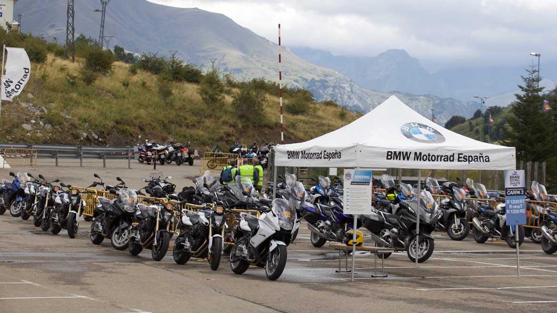 BMW Motorrad Days 2016: todas las actividades