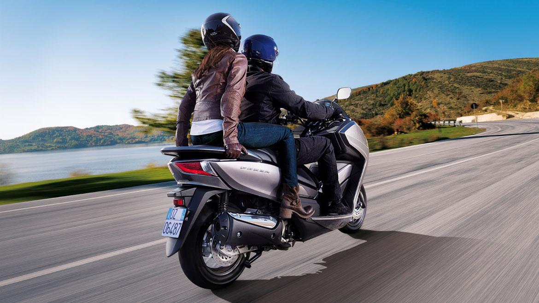 Los scooter 250/300/400 más vendidos
