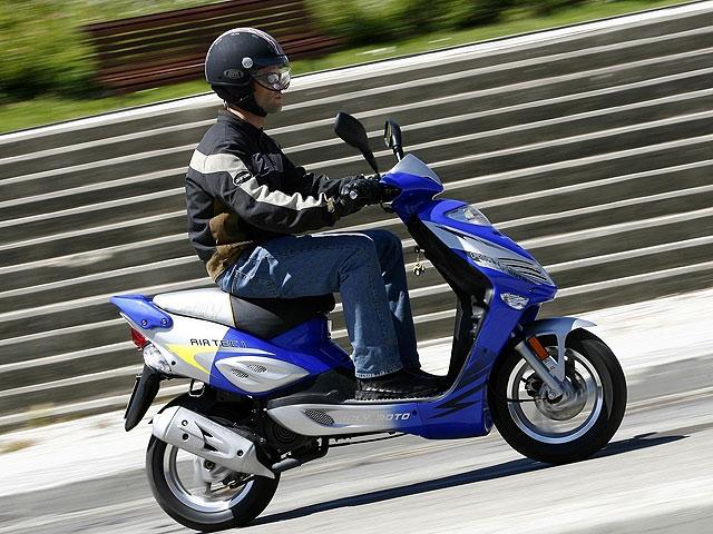 ITV obligatoria para ciclomotores