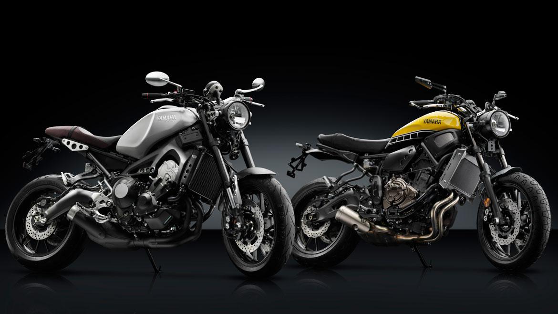 Nueva línea de accesorios Rizoma para la gama XSR de Yamaha