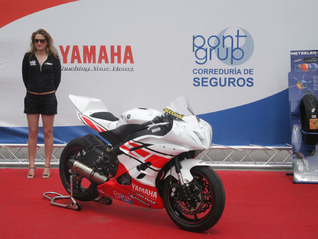 Pont Grup y Yamaha te invitan a Cheste