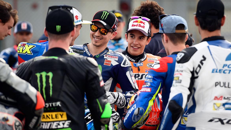 Unión de los pilotos de MotoGP en la Comisión de Seguridad