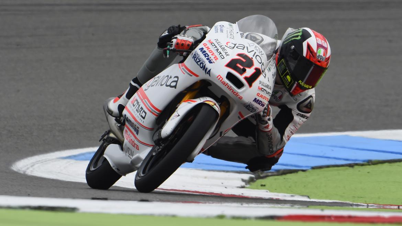 Pecco Bagnaia se impone en el festival italiano de Moto3