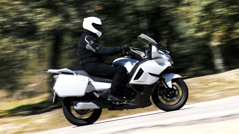 CFMoto TK 650, una moto gran turismo a un precio contenido