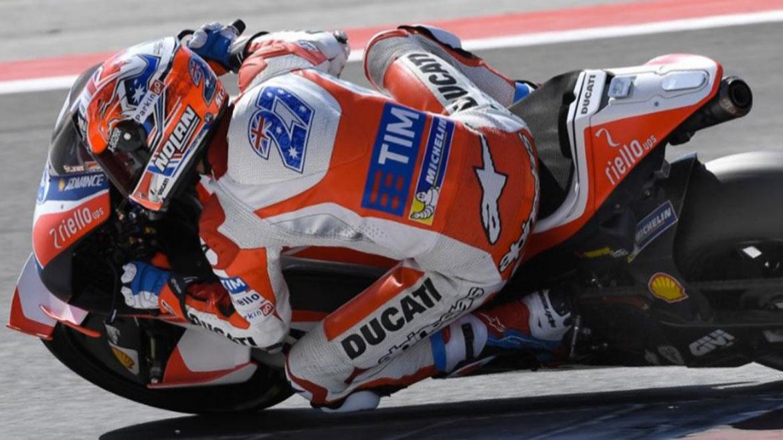 Casey Stoner vuelve a rodar con la Ducati en Misano
