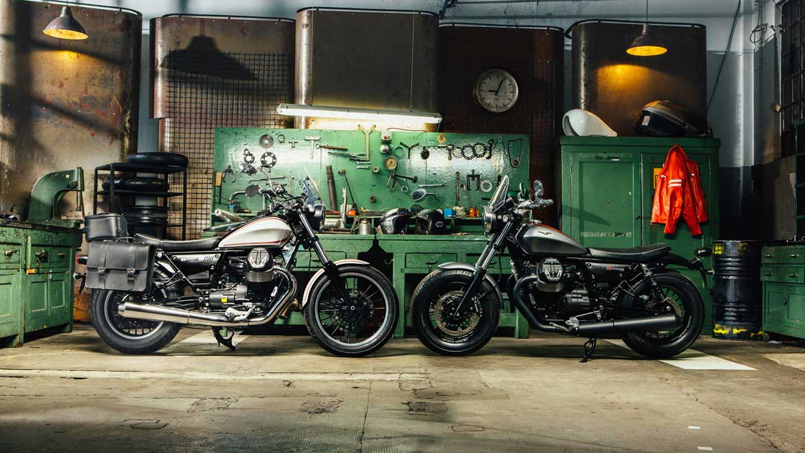 Moto guzzi presenta la segunda edici n de los garage days for Garage bmw 75015