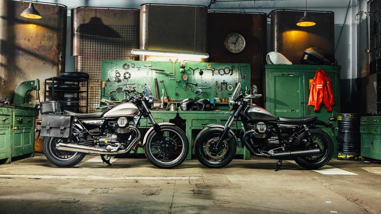 """Moto Guzzi presenta la segunda edición de los """"Garage Days"""""""