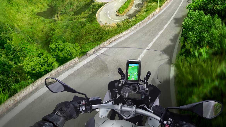 TomTom Rider 410, el navegador ideal para tus viajes en moto