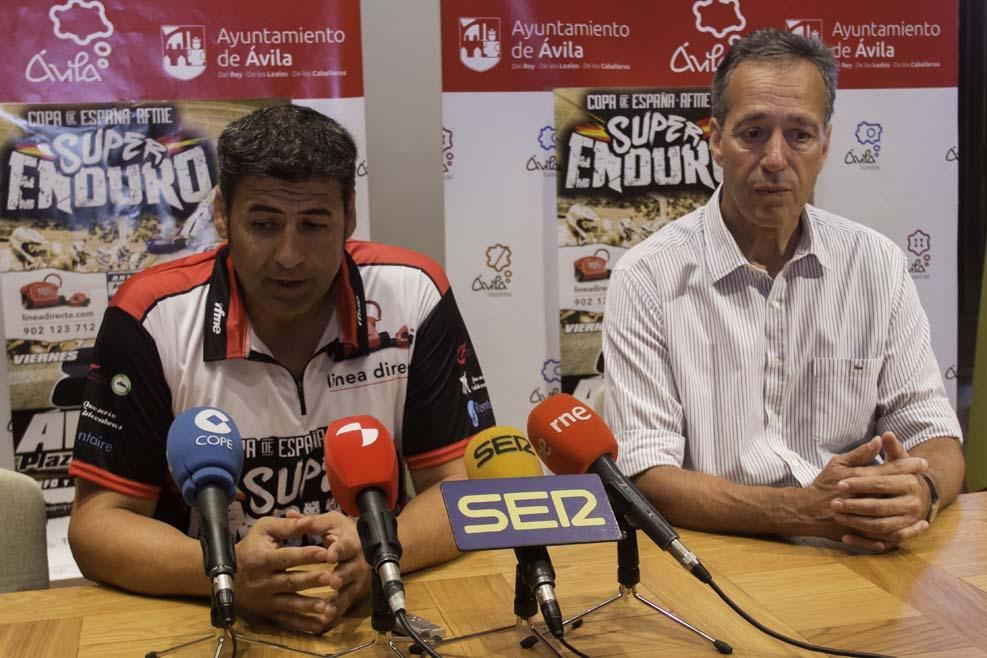 La Copa de España de Superenduro arranca este fin de semana